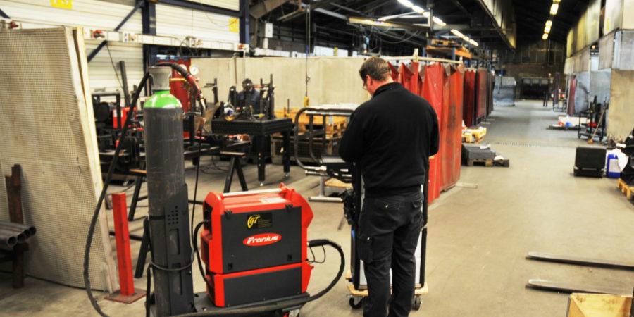gt workmo mobiele werkplaats Verbruggen bwi