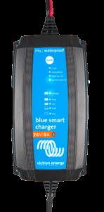 Blue-Smart-Charger-24V-8A waterproof Victron Verbruggen