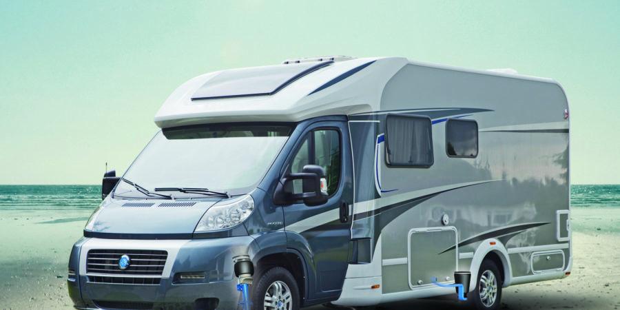 camper opwaarderen