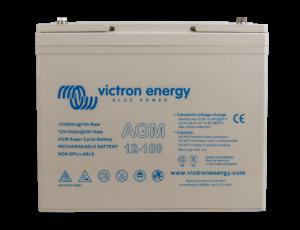 12V-100Ah-AGM-Super-Cycle-Battery Victron Verbruggen