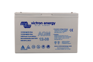 12V-38Ah-AGM-Super-Cycle-Battery Victron Verbruggen