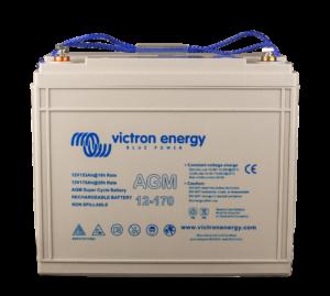 AGM-Super-Cycle-Battery-12V-170Ah Victron Verbruggen