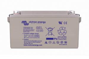 Verbruggen Gel and AGM batterij Victron