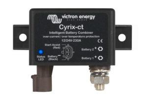 Cyrix battery combiners