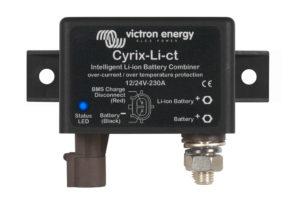 Cyrix battery combiners verbruggen bwi