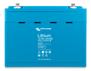 LiFePO4-Battery-12.8V-200Ah-Smart Victron Verbruggen