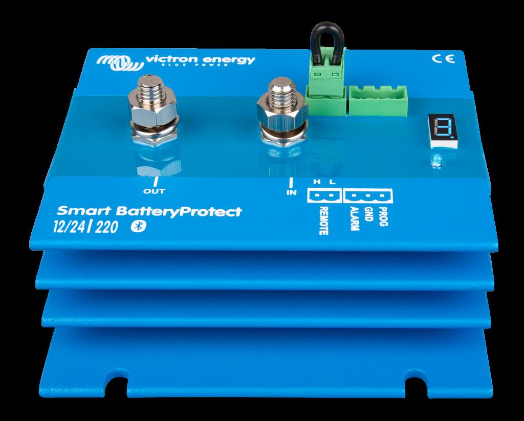 Smart-BatteryProtect-12-24V-220A Victron Verbruggen