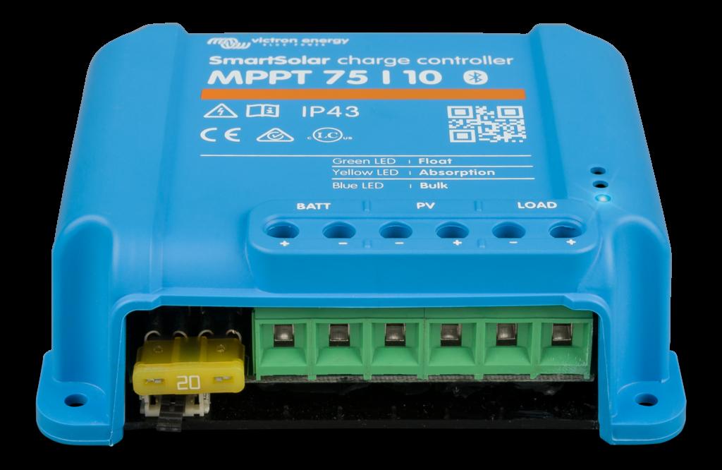 SmartSolar-MPPT-75-10 Victron Verbruggen